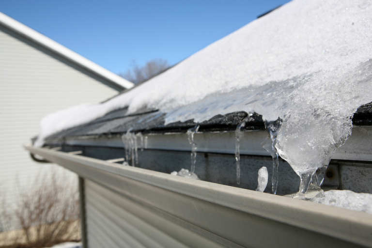 Winter Roof Repair